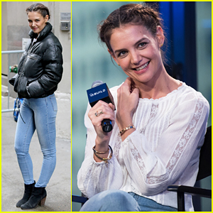 Katie Holmes Confirms She Won't Be Returning To 'Ray Donovan'