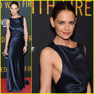 Katie Holmes Shows Off Her Best Beyonce Dance Moves (Video)