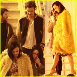 Katy Perry & Orlando Bloom Couple Up For Adele Concert