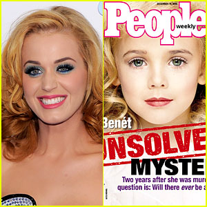 Katy Perry is JonBenet Ramsey? Crazy Conspiracy Goes Viral
