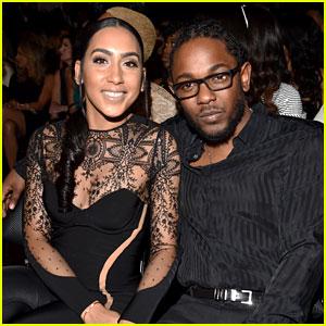 Kendrick Lamar & Fiancee Whitney Alford Attend Grammys 2016 ...