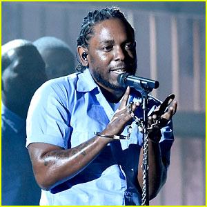 Kendrick Lamar's Grammys 2016 Performance