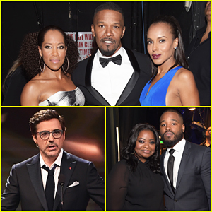 Kerry Washington, Jamie Foxx & Octavia Spencer Celebrate Black Culture At ABFF Awards 2016!