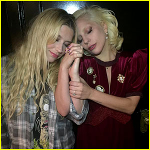 Kesha Praises Lady Gaga's Oscars 2016 Performance
