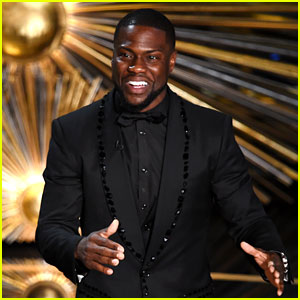 Kevin Hart Pays Tribute to Actors of Color at Oscars 2016 (Video)