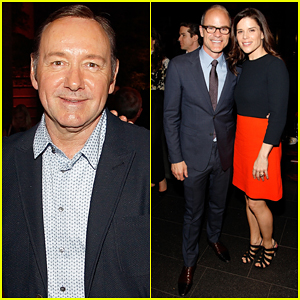 Kevin Spacey Unveils His 'House of Cards' Frank Underwood Presidential Portrait - Watch Here!