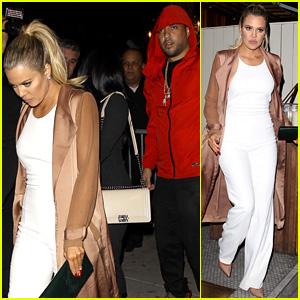Khloe Kardashian & French Montana Reunite After Her James Harden Break Up