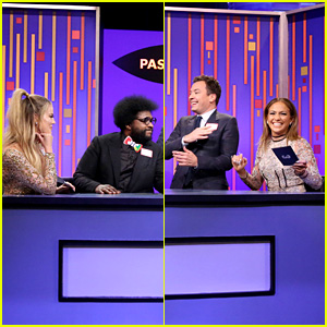 Khloe Kardashian & Jennifer Lopez Compete Against Each Other in 'Password' - Watch Now!