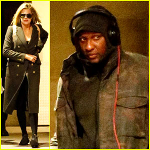Khloe Kardashian Slams Reports About Her & Lamar Odom