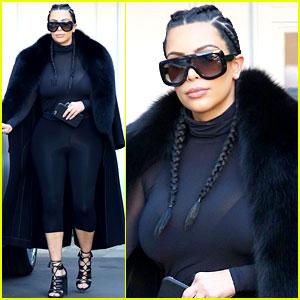 Kim Kardashian Is Digging a Lake in Her Backyard