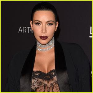Kim Kardashian on Her Son Saint West: 'He Looks Just LIke Me'