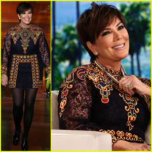Kris Jenner on Kanye West's Twitter Rants: 'I Feel Like I Will Ground Him' - Watch Now!