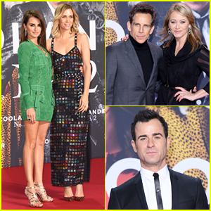 Kristen Wiig Reunties with 'Zoolander 2' Cast At Berlin Premiere!