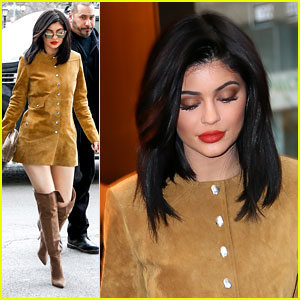 Kylie Jenner Posts Crazy Snapchat Story Featuring Kendall & Hailey Baldwin