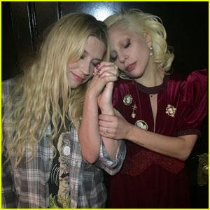 Lady Gaga Shares Sweet Photo With Kesha Amid Legal Battle