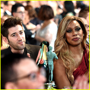 Laverne Cox Has a New Boyfriend - Meet Jono Freedrix!