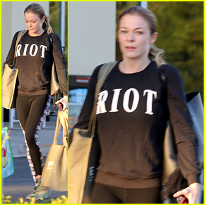 LeAnn Rimes Shares Thoughts on Extending Love to 'Those Who Have Wronged Us'