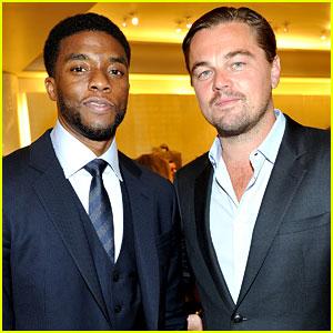 Leonardo DiCaprio Celebrates Before the Oscars with Armani!