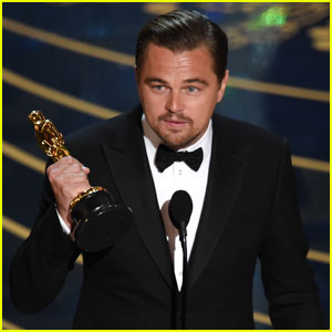 Watch Leonardo DiCaprio's Oscars 2016 Acceptance Speech!
