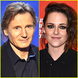 Liam Neeson Is Dating an 'Incredibly Famous' Woman, But Not Kristen Stewart