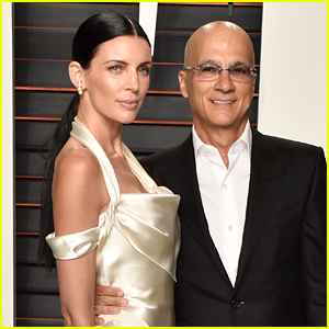 Liberty Ross & Jimmy Iovine Couple Up at Vanity Fair Oscar Party
