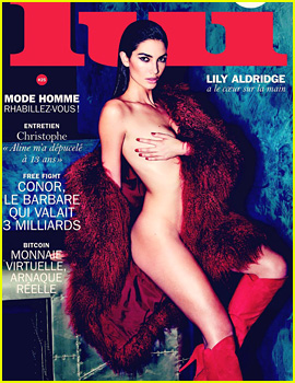 Lily Aldridge Bares Her Body for Sexy 'Lui' Spread!