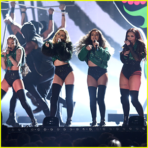Little Mix Perform 'Black Magic' at BRIT Awards 2016