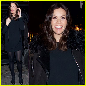 Liv Tyler Feels Like She Has Been Pregnant Forever