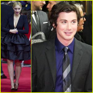Logan Lerman & Sarah Gadon Bring 'Indignation' to Berlin