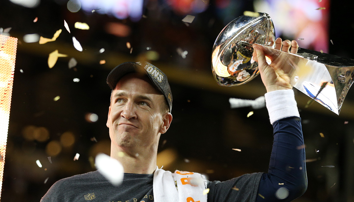 Peyton Manning's Budweiser Product Placement During Super Bowl 50 Explained!