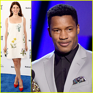 Marisa Tomei & Nate Parker Take the Stage to Present at Spirit Awards 2016