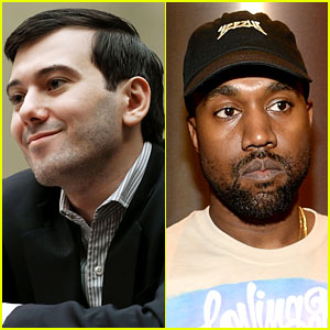 Martin Shkreli Wants to Buy Kanye West's Album for $10 Million