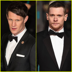 Matt Smith & Jack O'Connell Suit Up for BAFTAs 2016