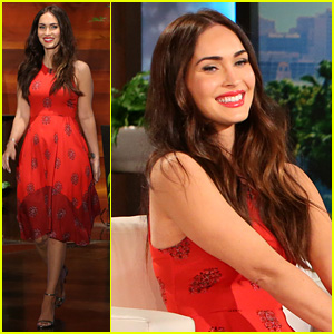 Megan Fox Shares Her Hilarious Thoughts on Growing Older - Watch Now!
