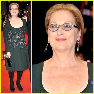 Meryl Streep Wraps Up Berlin Film Fest 2016 at Closing Ceremony