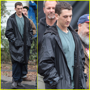 Miles Teller Starts Filming 'Thank You For Your Service'