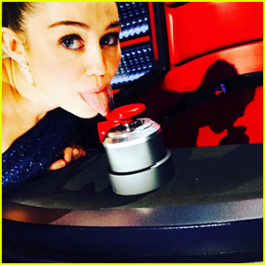 Miley Cyrus Joins 'The Voice' as Key Adviser, Immediately Starts Licking Things