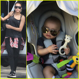 Naya Rivera Shares Adorable New Photo Of Her Son Josey