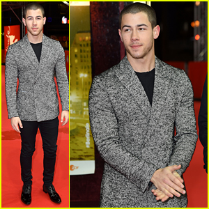 Nick Jonas Had a Wild Night Out in Preparation for 'Goat'!