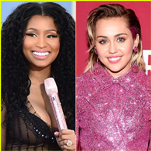 Nicki Minaj Calls Out Miley Cyrus, References Drake & Kylie Jenner in 'Down In the DM' Remix - Listen Now!