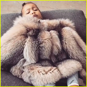North West Yells 'No Pictures' in Cute Video - Watch Now!