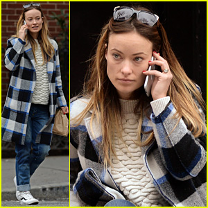 Olivia Wilde's Had a Great Response to Initial 'Vinyl' Role Offer!