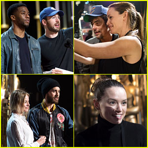 Oscars 2016 - Celeb Rehearsal Photos Revealed!