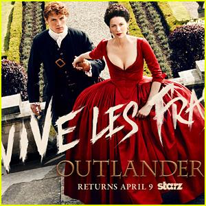 'Outlander' Season 2 Trailer, Poster, & Release Date Revealed - Watch Now!