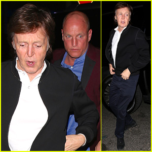 Paul McCartney Denied Entry to Tyga's Grammys 2016 After Party
