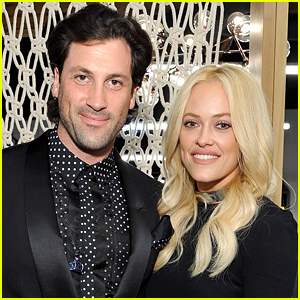 Maksim Chmerkovskiy & Peta Murgatroyd Ring In Their Engagement with Elaborate Party!
