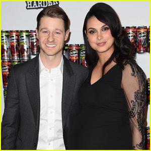 Pregnant Morena Baccarin & Ben McKenzie Attend a 'Deadpool' Screening