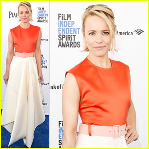 Rachel McAdams Is Put in the 'Spotlight' at Spirit Awards 2016