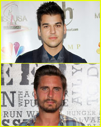 Is Rob Kardashian Hanging Out With Scott Disick?