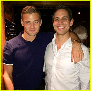 Greg Berlanti Welcomes a Son Via Surrogate, Thanks Boyfriend Robbie Rogers for Support